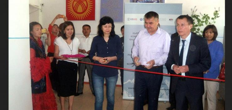 Ribbon Cutting Ceremony at TALSU