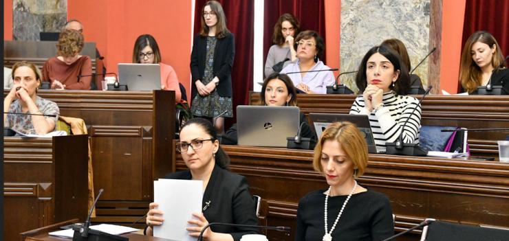 Photo Credit: Parliament of Georgia