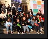 Campaign Opening Event in Gori