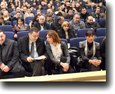 GBA General Assembly (Prosecutor General Archil Kbilashvili- front row, second from left)