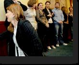 Keti Vashakidze of EPF signs MoU between LAS and NGOs