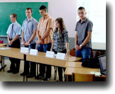 The first Mock Trial was held in Prnjavor on May 27, 2011.