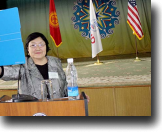 MoU signed to launch the Consortium of Universities on Nonprofit Management in Kyrgyz Republic.