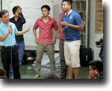 A multi-day workshop in Phnom Penh to celebrate the International Day Against Homophobia and Transphobia.