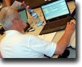 Training on the new software of budget and financial staff from 120 of Serbia's 129 courts