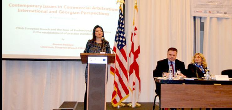 Bennar Balkaya explains role of professional associations in establishing practice standards in international arbitration