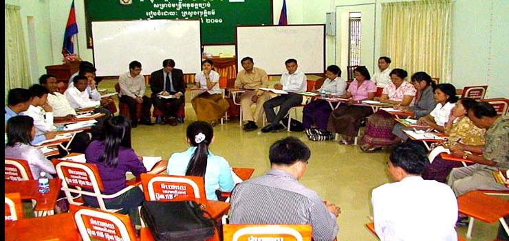 Nationwide working sessions featured intensive dialogue on the causes of low clearance rate of GBV prosecutions.