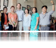 Legal aid lawyers from Burma participate in a week-long study tour in Cambodia, including site visits to land conflicts, prison interviews with legal aid clients, and meetings with several public interest law firms and legal aid centers.