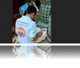 EWMI provided funding for t-shirts, hats, and travel expenses for hosts and participants.