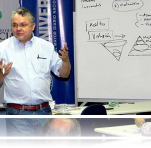 Renowned Mexican journalist, Marco Lara Klarh led training on press coverage of alternative sentencing and special proceedings