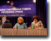 Participants of the 2012 National Judges Conference